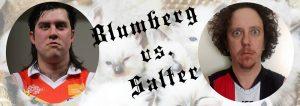 Ben Salter and Dave Blumberg Thurs 28 April