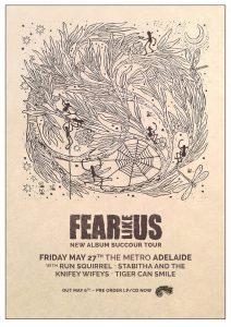 Fear Like Us Fri 27 May