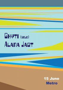 Ghyti + Alana Jagt Wed 15 June