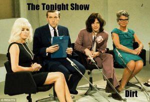 Tough Boys, The Tonight Show + The Idea of Light Thu 2 Feb