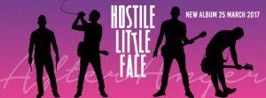 Hostile Little Face, Sword in Stone + Ghyti Sat 15 April