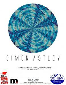 Simon Astley Wed 6 Sept
