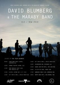 David Blumberg & Maraby Band Tour Info