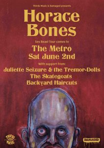 HOrace Bones Sat 2 June