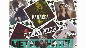 Alana Jagt, Lost Woods + Panacea Fri June 1