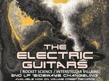electric guitars, Sunday Reeds, Wild Rocket and Swamp Kitty Fri 29 June