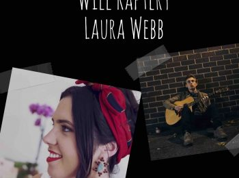 Will Rapherty + Laura Webb Wed 27 June