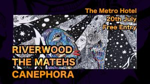 Riverwood / The Matehs / Canepho Fri 20 July