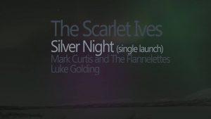 Scarlett Ives, Mark Curtis & the Flannelettes + Luke Golding Sat 11 Aug