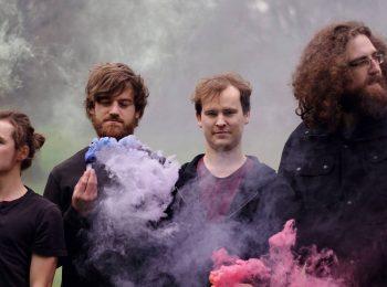 Sat 20 Oct Bear the Mammoth album launch, Iiah, Overview Effect