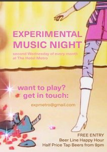 Experimental Music 2018