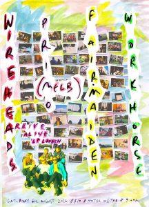 Wireheads, Primo, Fair Maiden + Workhorse Sat 6 August
