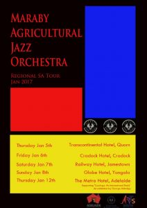 Maraby Agricultural Jazz Orchestra