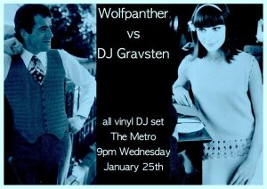 Wolfpanther v DJ Gravsten