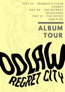 Odlaw, Psychic 5, Celestite & Dexter Jones Sat b27 May