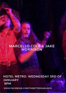 Marcello and Jake 3 Jan