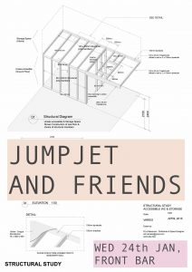 Jumpjets and Friends Wed 24 Jan