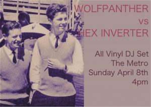Wolfpanther vs Hex Inverter Sun 8 April