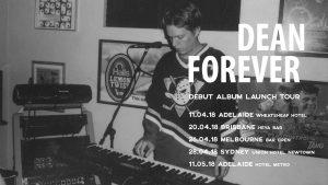 DEAN FOREVER (Debut album launch) w/ Attonbitus & Emma Jayne Fri 11 may