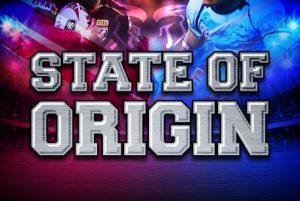State of Origin 2018 Game 1 at The Metro We 6 June
