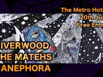 Riverwood / The Matehs / Canepho Fri 20 July