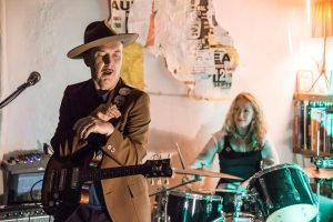 Dec 26 Dave Graney and Clare Moore Boxing DAY BASH